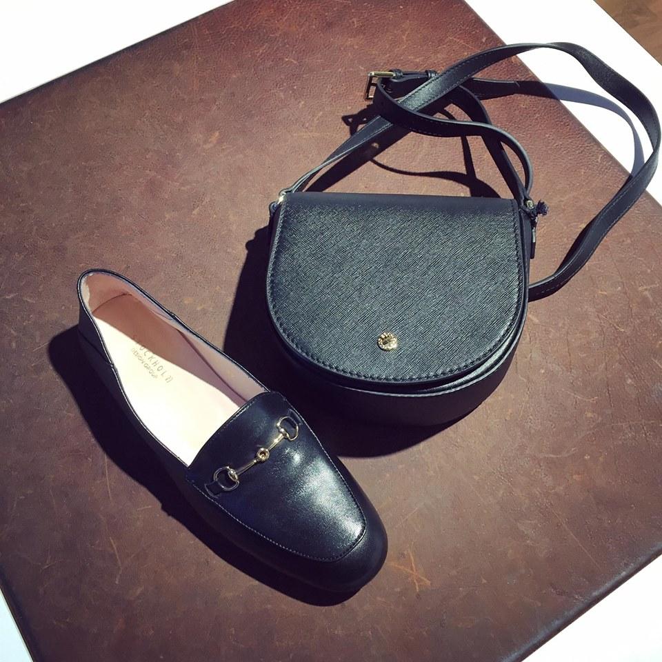Matcha väska och skor är A&O!! #skoakademin #eccoshoes #stockholmdesigngroup #eccoleather